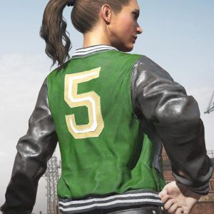 PUBG Varsity 5M Jacket