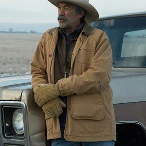 Jack Bartlett TV Series Heartland S06 Shaun Johnston Brown Cotton Jacket
