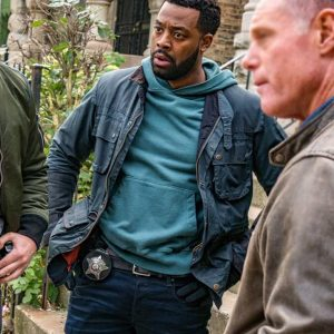 Chicago P.D. S07 Kevin Atwater Jacket