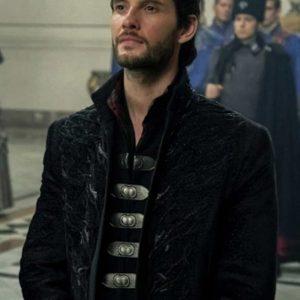 Shadow and Bone 2021 Coat | General Kirigan Black Coat