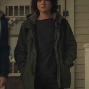 Jordan Kent TV Series Superman and Lois 2021 Alex Garfin Cotton Jacket