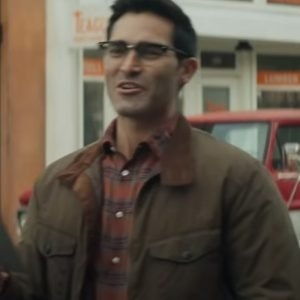 Tyler Hoechlin TV Series Superman and Lois Clark Kent Cotton Jacket
