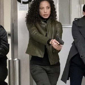The Blacklist S03 Nez Rowan Jacket