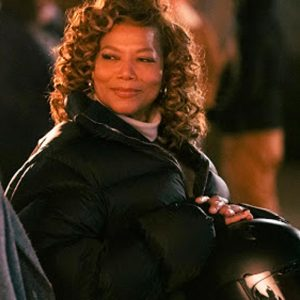 Queen Latifah TV Series The Equalizer 2021 Robyn McCall Black Puffer Jacket
