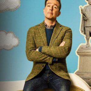 Jojo Macar TV Series The Irregulars 2021 Billy Denim Jacket
