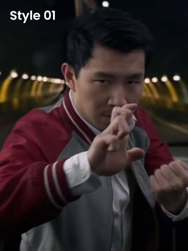Shang-Chi Bomber Jacket O1