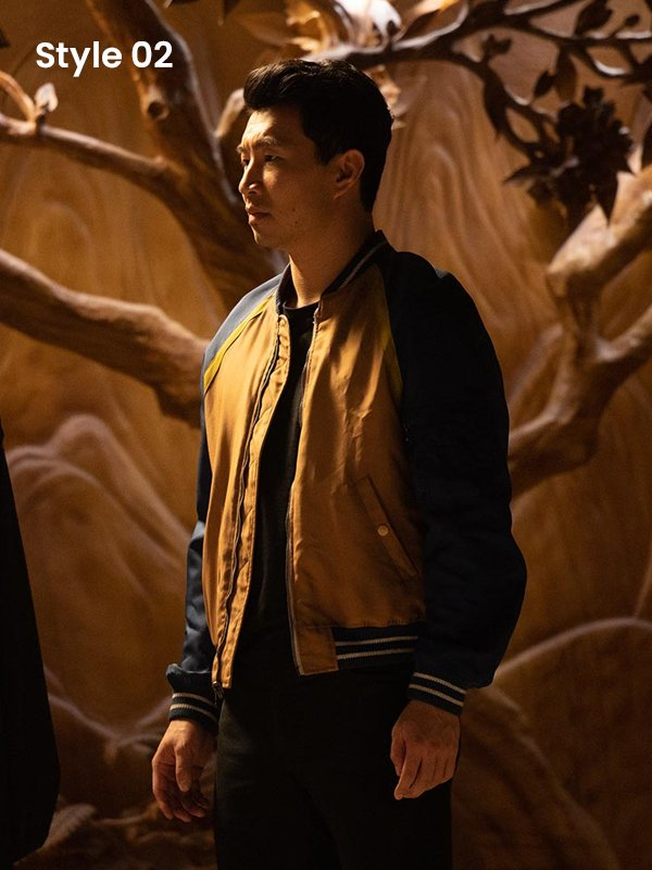 Shang-Chi and the Legend of the Ten Rings Shang-Chi Bomber Jacket