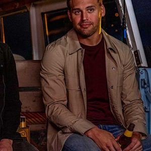 Ryan Guzman 9-1-1 TV Series Eddie Diaz Cotton Jacket