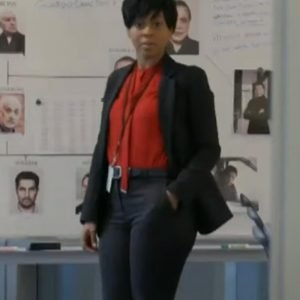 Danielle Moné Truitt Law & Order Organized Crime Ayanna Bell Blazer