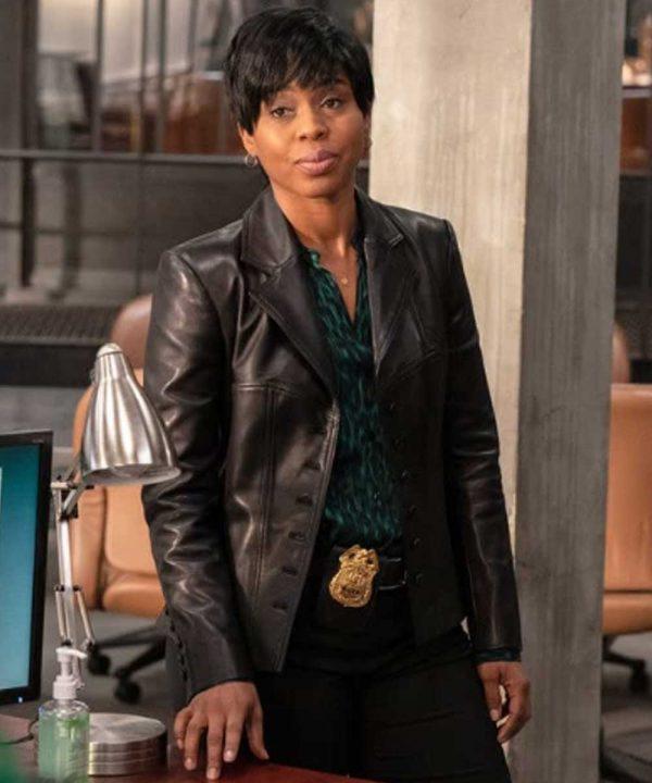 Danielle Moné Truitt TV Series Law & Order: Organized Crime 2021 Ayanna Bell Jacket