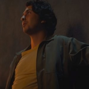 Jake Movie Mainstream 2021 Nat Wolff Cotton Jacket