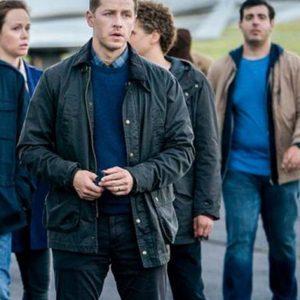 TV Series Manifest Ben Stone Josh Dallas Black Cotton Jacket