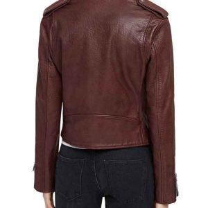 Olivia-Liang-Kung-Fu-Leather-Jacket