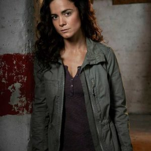 Alice Braga Queen of the South Teresa Mendoza Cotton Jacket