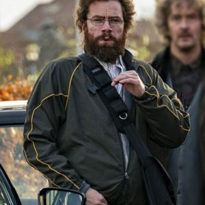 Otto Riders of Justice 2021 Nikolaj Lie Kaas Cotton Jacket