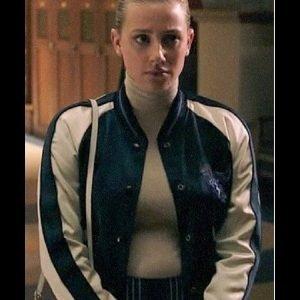 Riverdale S04 E09 Betty Cooper Dinosaur Bomber Jacket