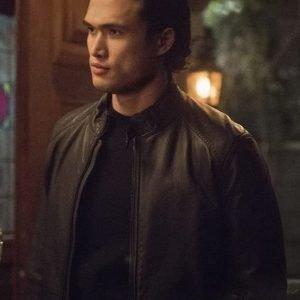 Riverdale Season 5 Reggie Mantle Black Jacket