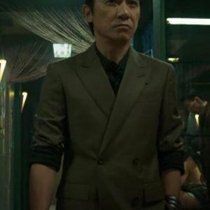 Tony Chiu-Wai Leung Shang-Chi and the Legend of the Ten Rings Blazer