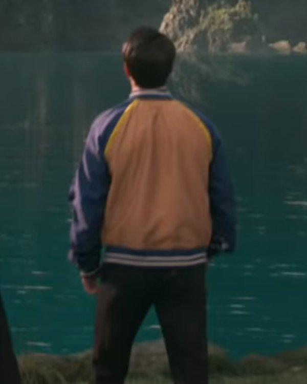 Shang-Chi Bomber Jacket Back