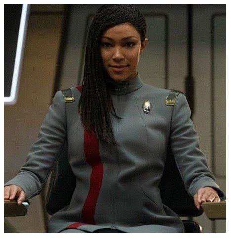 Star Trek Discovery Season 4 Sonequa Martin Jacket