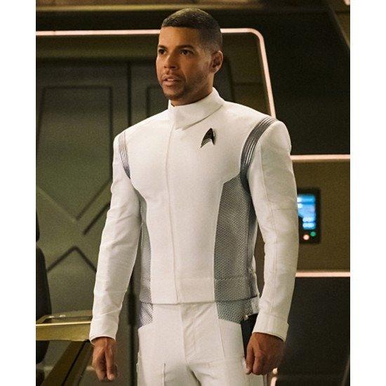 Star Trek Discovery Season 4 Wilson Cruz White Jacket
