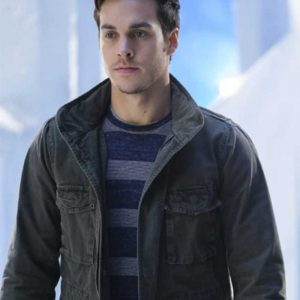 Mon-El TV-series Supergirl Chris Wood Cotton Jacket