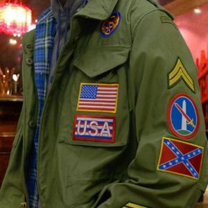 True Romance M-65 Field Jacket Christian Slater M 65 Field Coat