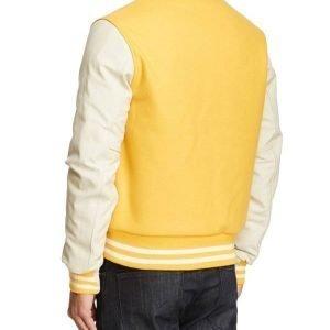 White-and-Yellow-Varsity-Jacket