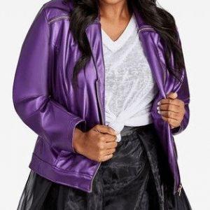 Star S02 Queen Latifah Moto Jacket