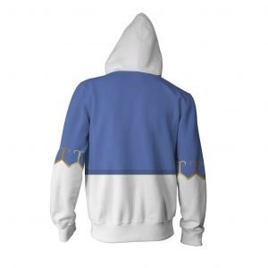 Street Fighter Chun-Li Hooded Jacket