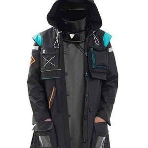 Arknights Doctor Coat with Hood