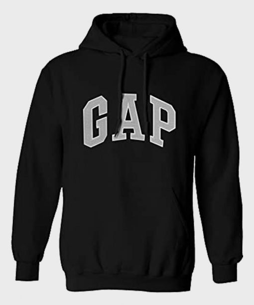 Unisex GAP Arch Logo Pullover Hoodie