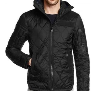 Chicago P.D. S08 Officer Kevin Atwater Quilted Jacket
