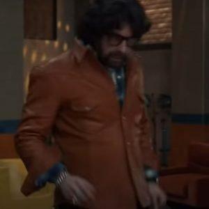 Harry Keshegian Leather Jacket