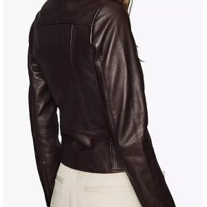 Big Sky Jenny Hoyt Leather Jacket