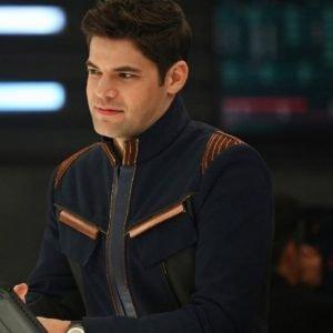 Winn Schott Supergirl Season 5 Jacket Jeremy Jordan Jacket