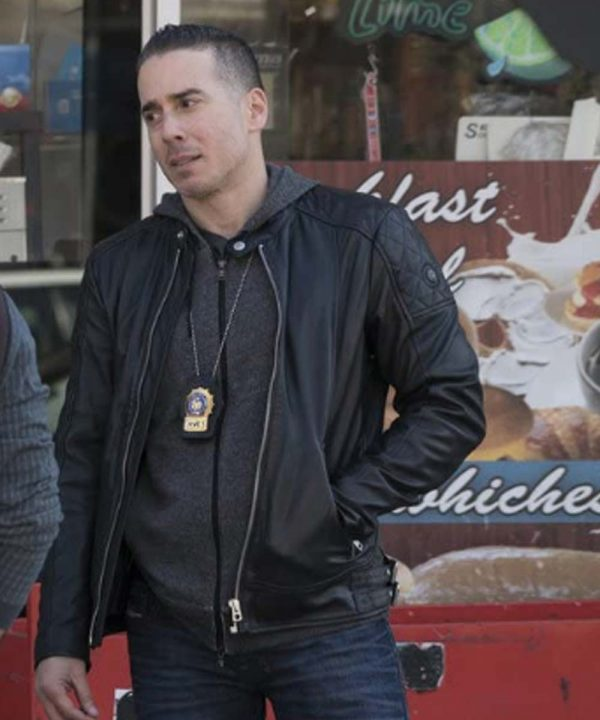 Law and Order Det. Ray Lopez Jacket