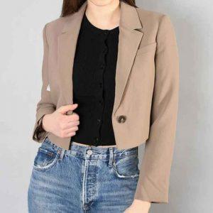 Nancy Drew Season 02 Bess Cropped Blazer