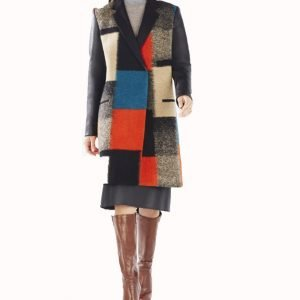13 Reason Why Sheri Holland Blocked Coat