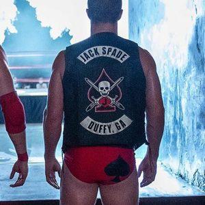 Jack Spade Heels 2021 Black Leather Vest