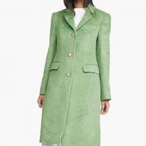 Younger Season 07 Liza Miller Coat