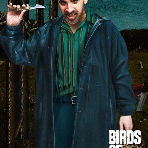 Victor Zsasz Birds Of Prey Coat