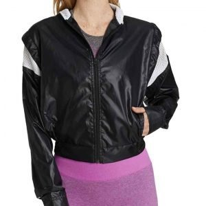 Ruby Rose TV Series Batwoman S02 Black and White Jacket