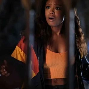 Javicia Leslie Batwoman S02 Ryan Wilder Color Block Jacket