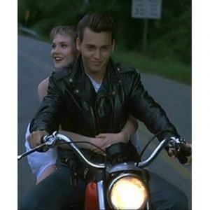 Buy Cry Baby Johnny Depp Leather Jacket