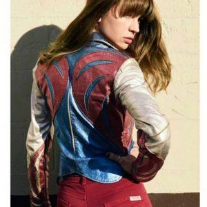 Girlboss Britt Robertson Leather Jacket Sophia Girlboss Jacket