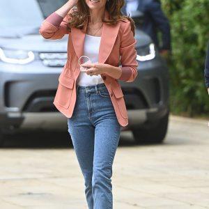 Duchess of Cambridge Kate Middleton Blazer