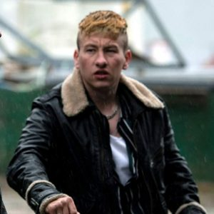 The Eternals Barry Keoghan Leather Jacket
