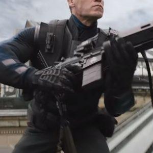 F9 Jakob Toretto Black Vest