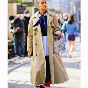 Gossip Girl Julien Calloway Long Coat